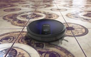 Kyvol on tile floors